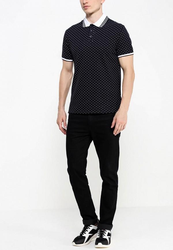 Мужские поло Armani Jeans (Армани Джинс) b6m06 ld: изображение 4