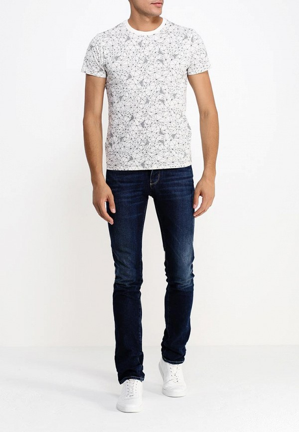 Футболка с коротким рукавом Armani Jeans (Армани Джинс) b6h78 by: изображение 3