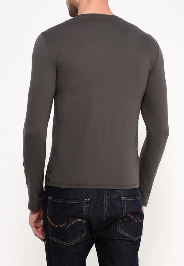 Футболка с длинным рукавом Armani Jeans (Армани Джинс) b6h50 ul: изображение 4