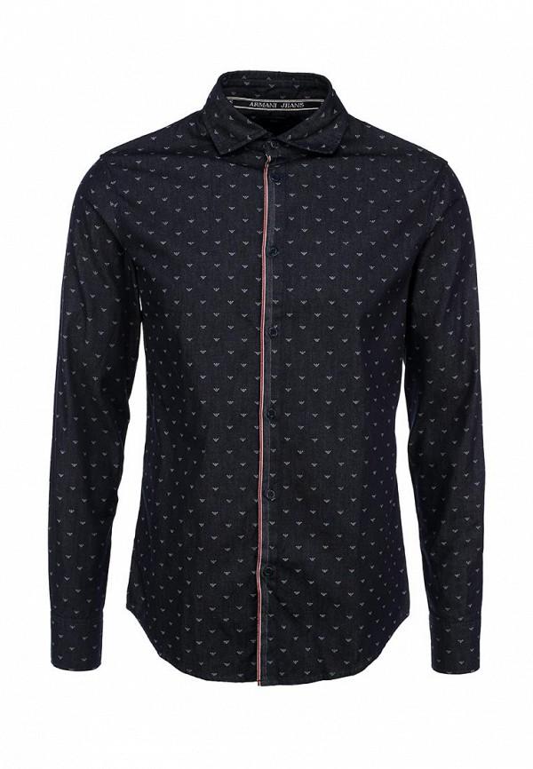 Рубашка с длинным рукавом Armani Jeans (Армани Джинс) b6c20 8z: изображение 1