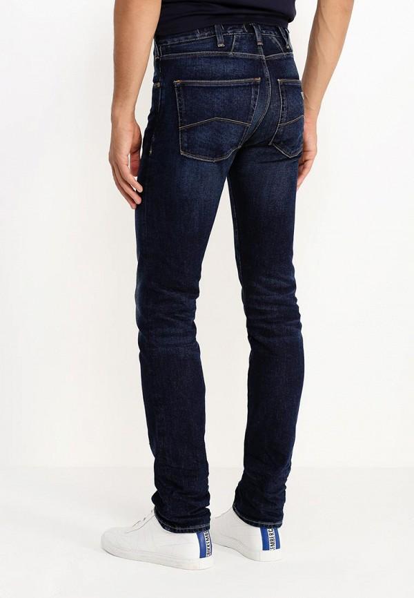 Мужские прямые джинсы Armani Jeans (Армани Джинс) b6j84 8k: изображение 4