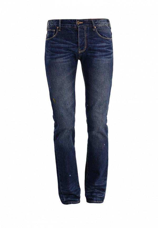 Зауженные джинсы Armani Jeans (Армани Джинс) b6j28 9m: изображение 1