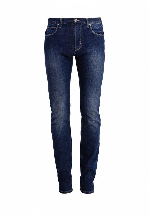 Мужские прямые джинсы Armani Jeans (Армани Джинс) b6j84 9c: изображение 1