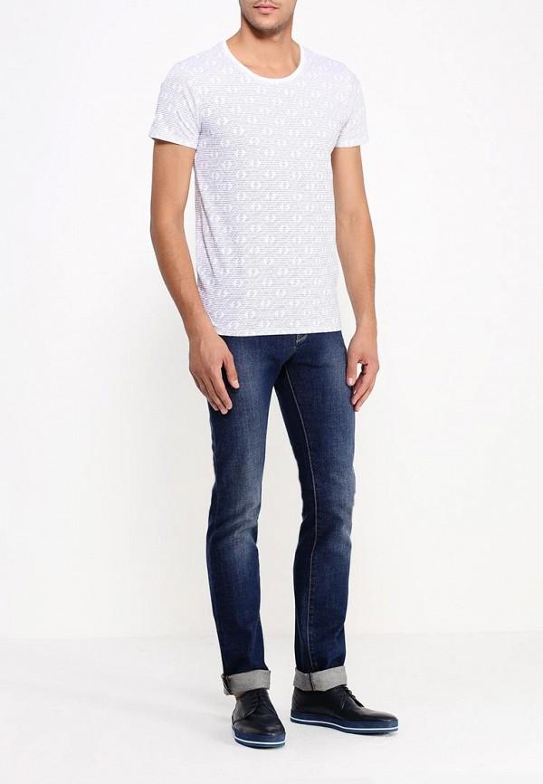 Мужские прямые джинсы Armani Jeans (Армани Джинс) b6j84 9c: изображение 2