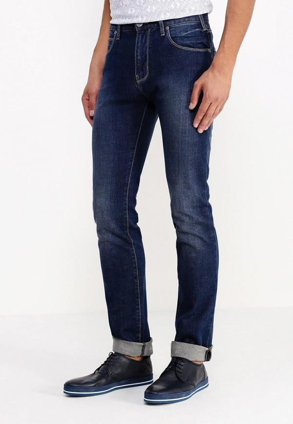 Мужские прямые джинсы Armani Jeans (Армани Джинс) b6j84 9c: изображение 3