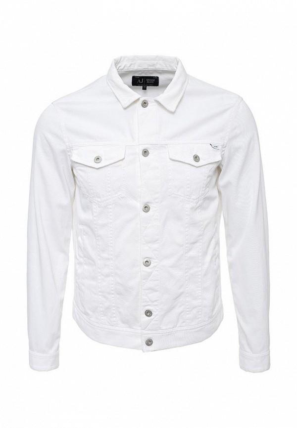 Джинсовая куртка Armani Jeans (Армани Джинс) с6b22 NA: изображение 2