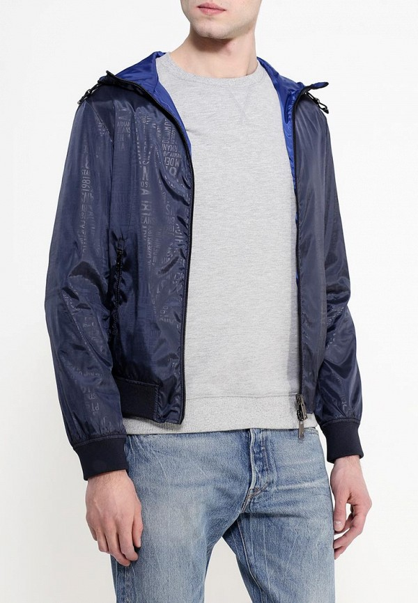 Ветровка Armani Jeans (Армани Джинс) c6b77 UJ: изображение 11