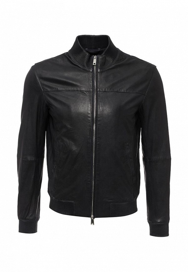 Кожаная куртка Armani Jeans (Армани Джинс) c6b14 FD: изображение 1
