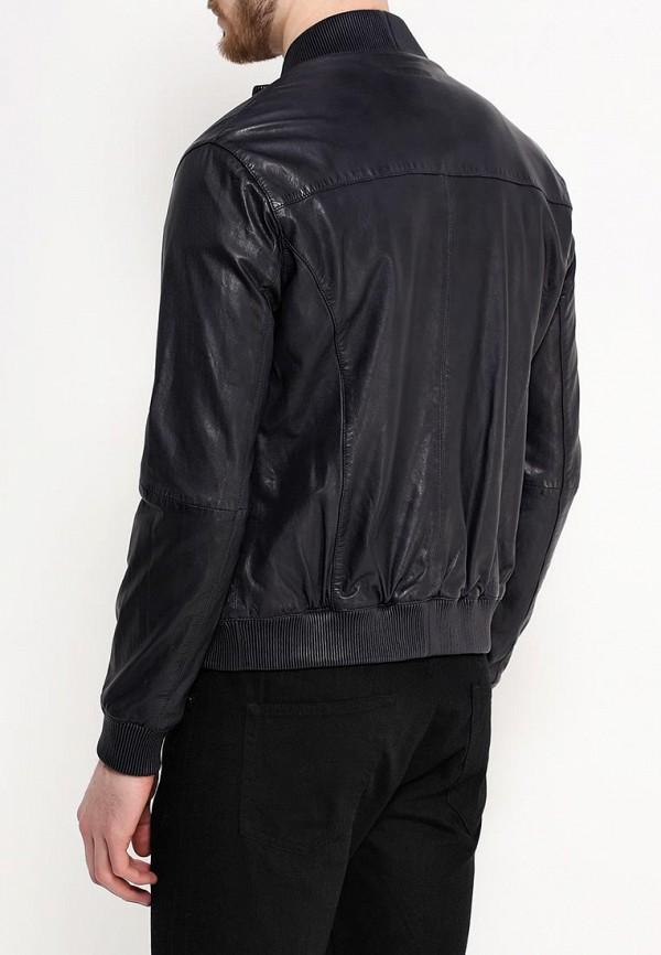 Кожаная куртка Armani Jeans (Армани Джинс) c6b14 FD: изображение 5
