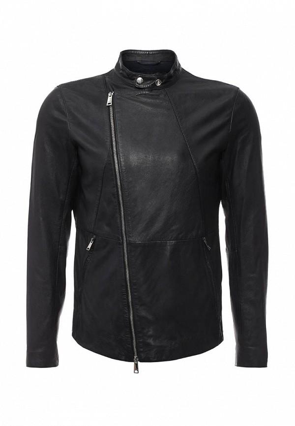Кожаная куртка Armani Jeans (Армани Джинс) c6b79 FD: изображение 1