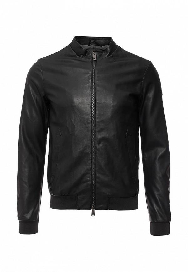 Кожаная куртка Armani Jeans (Армани Джинс) с6b73 JK: изображение 2