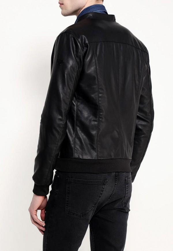 Кожаная куртка Armani Jeans (Армани Джинс) с6b73 JK: изображение 5