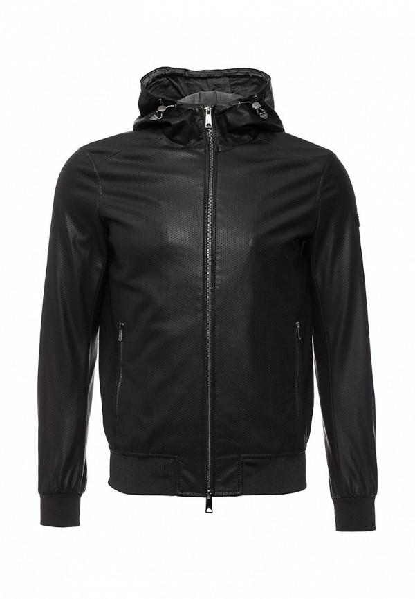 Кожаная куртка Armani Jeans (Армани Джинс) c6b62 ER: изображение 2