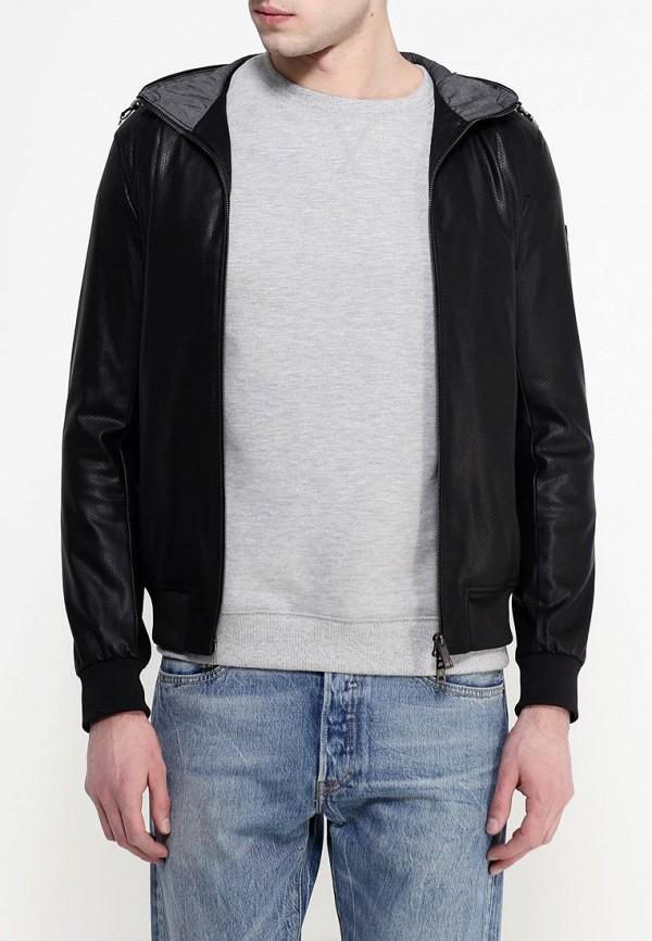 Кожаная куртка Armani Jeans (Армани Джинс) c6b62 ER: изображение 4