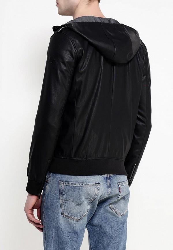 Кожаная куртка Armani Jeans (Армани Джинс) c6b62 ER: изображение 5
