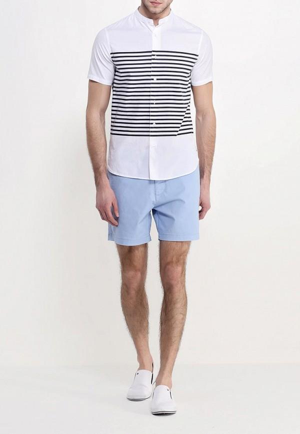 Рубашка с коротким рукавом Armani Jeans (Армани Джинс) с6с63 JF: изображение 3