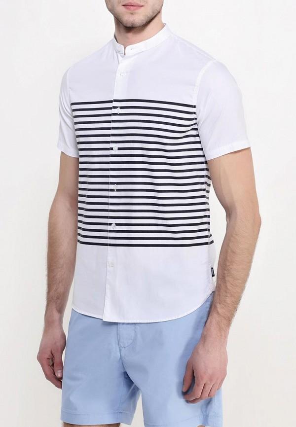 Рубашка с коротким рукавом Armani Jeans (Армани Джинс) с6с63 JF: изображение 4