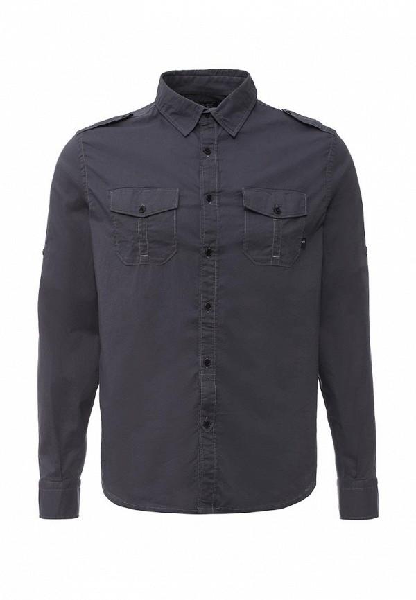 Рубашка с длинным рукавом Armani Jeans (Армани Джинс) C6C36 GY: изображение 1