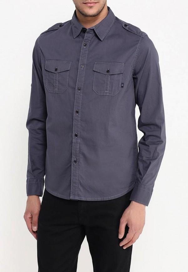 Рубашка с длинным рукавом Armani Jeans (Армани Джинс) C6C36 GY: изображение 3