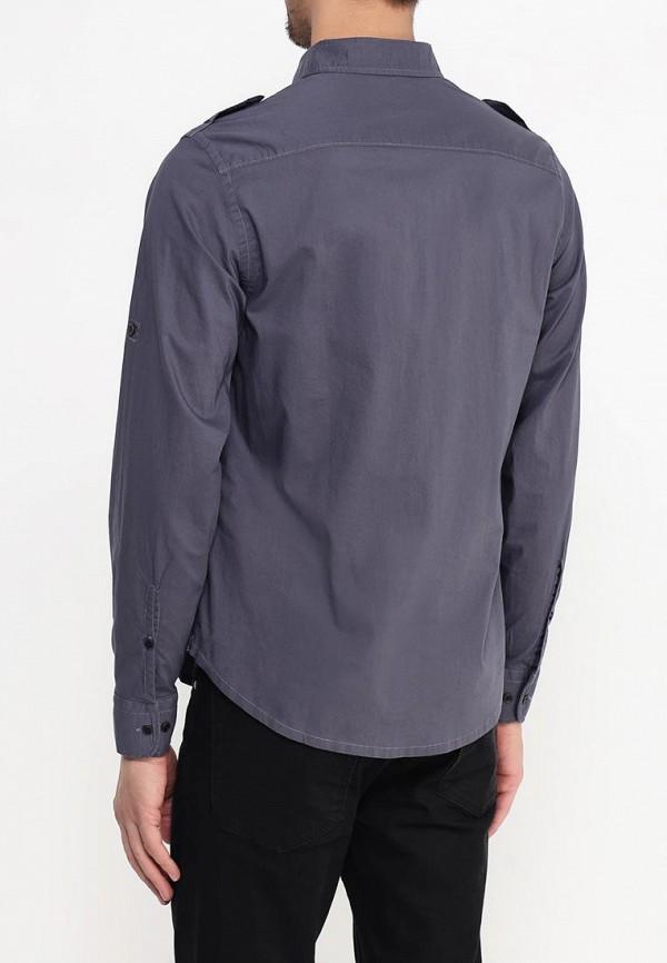 Рубашка с длинным рукавом Armani Jeans (Армани Джинс) C6C36 GY: изображение 4