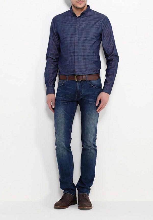 Рубашка с длинным рукавом Armani Jeans (Армани Джинс) с6с13 7Z: изображение 4
