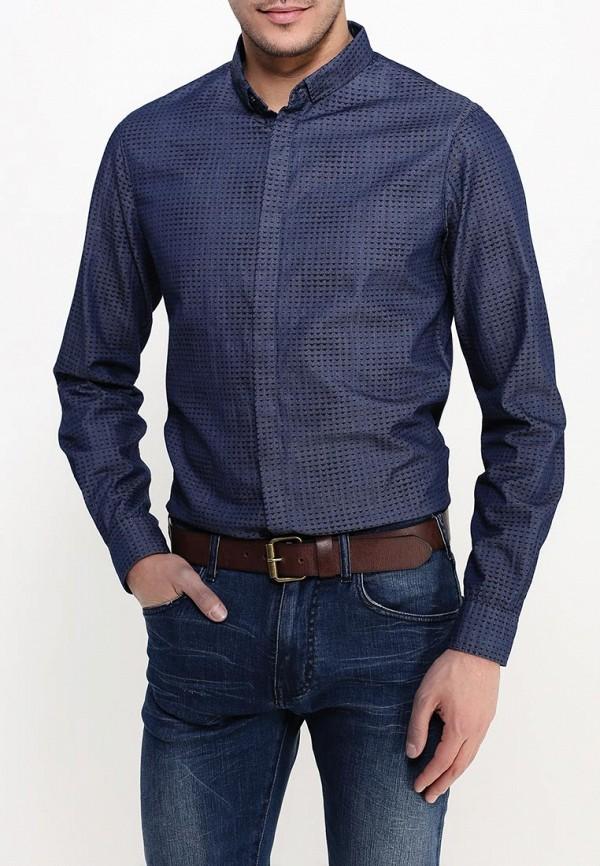 Рубашка с длинным рукавом Armani Jeans (Армани Джинс) с6с13 7Z: изображение 5