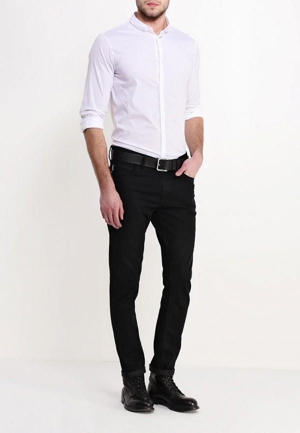 Рубашка с длинным рукавом Armani Jeans (Армани Джинс) с6с13 NL: изображение 2