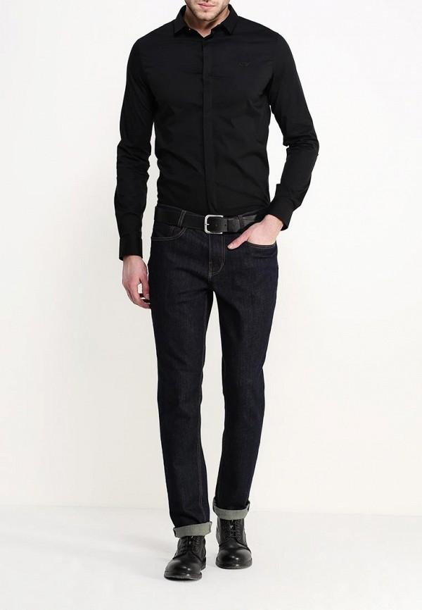 Рубашка с длинным рукавом Armani Jeans (Армани Джинс) с6с13 NL: изображение 3