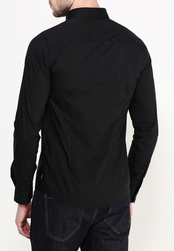 Рубашка с длинным рукавом Armani Jeans (Армани Джинс) с6с13 NL: изображение 5