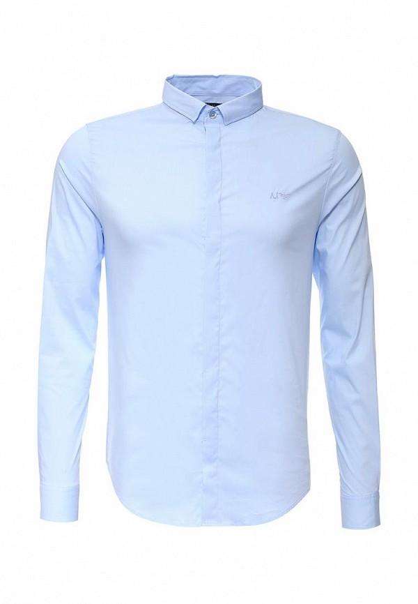 Рубашка с длинным рукавом Armani Jeans (Армани Джинс) с6с13 NL: изображение 1