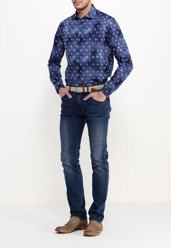 Рубашка с длинным рукавом Armani Jeans (Армани Джинс) с6с28 BC: изображение 3