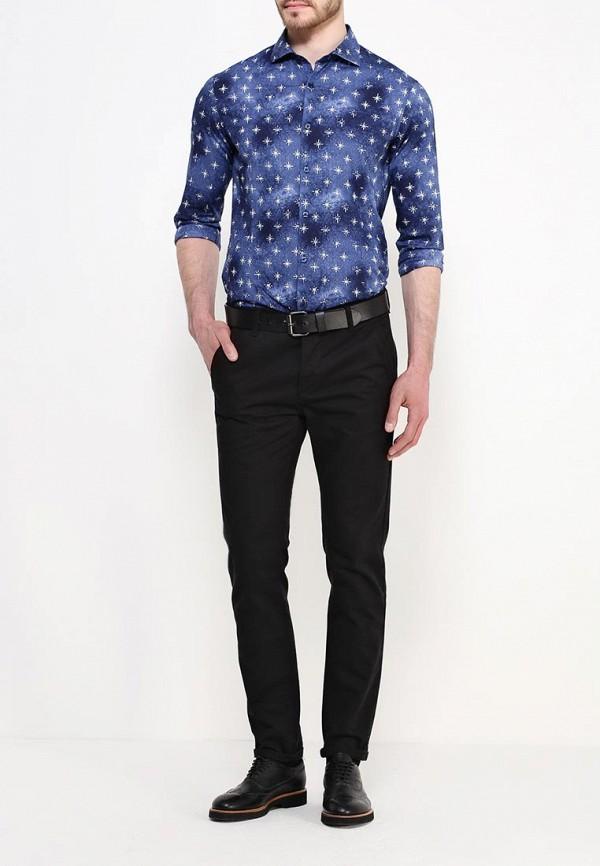 Рубашка с длинным рукавом Armani Jeans (Армани Джинс) с6с28 BC: изображение 4
