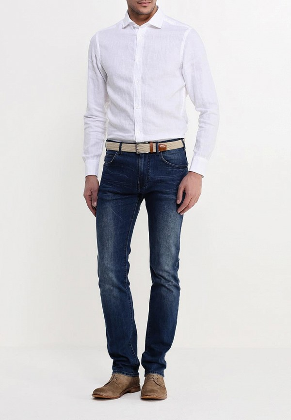 Рубашка с длинным рукавом Armani Jeans (Армани Джинс) с6с74 EE: изображение 3