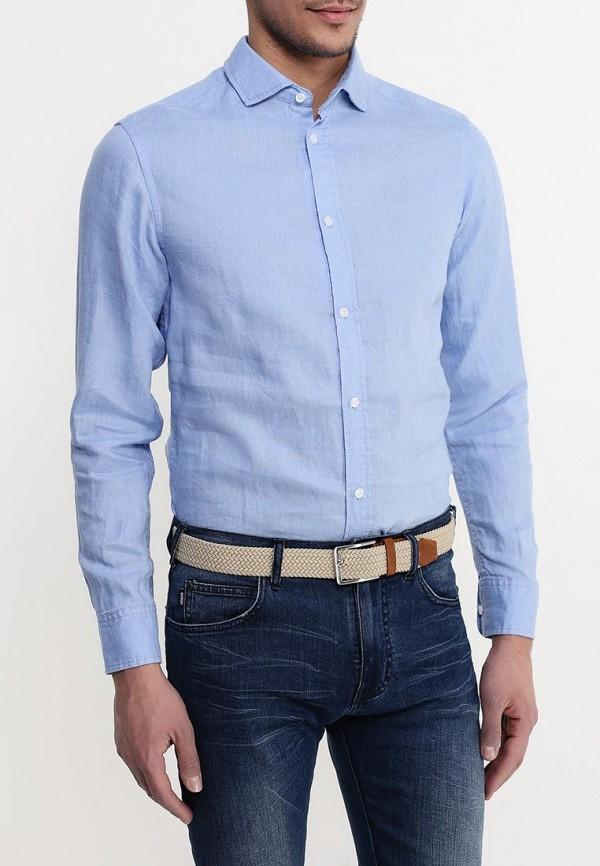 Рубашка с длинным рукавом Armani Jeans (Армани Джинс) C6C74 EE: изображение 3