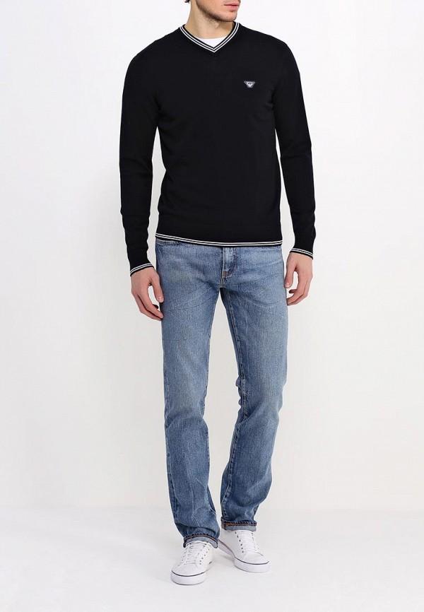 Пуловер Armani Jeans (Армани Джинс) с6w15 VK: изображение 3