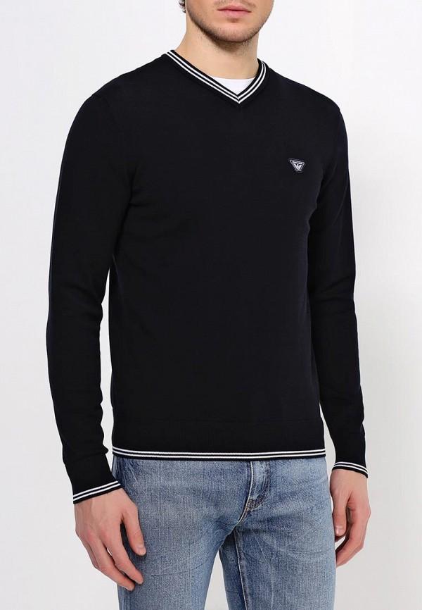 Пуловер Armani Jeans (Армани Джинс) с6w15 VK: изображение 4