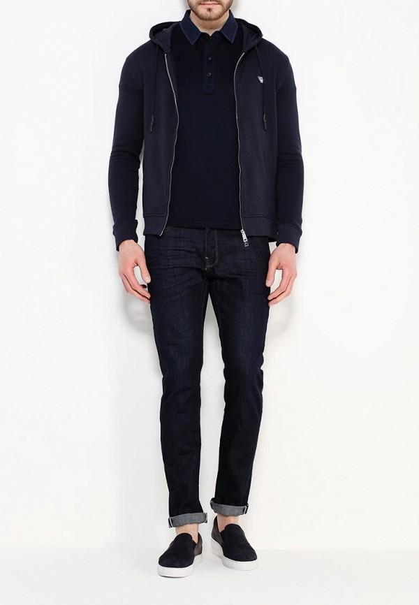 Толстовка Armani Jeans (Армани Джинс) c6m80 FY: изображение 3