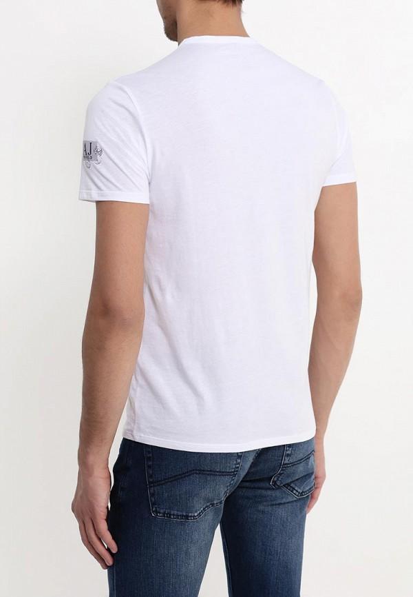 Футболка с коротким рукавом Armani Jeans (Армани Джинс) с6h18 FF: изображение 5