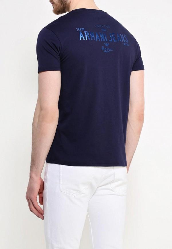 Футболка с коротким рукавом Armani Jeans (Армани Джинс) с6h16 FF: изображение 4
