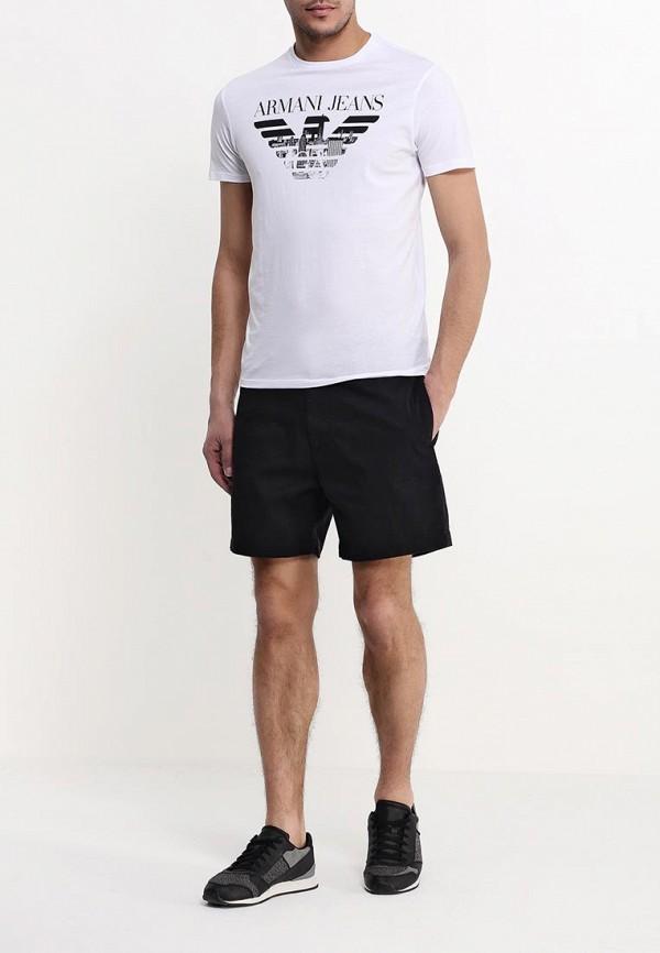 Футболка с коротким рукавом Armani Jeans (Армани Джинс) с6h71 FF: изображение 3