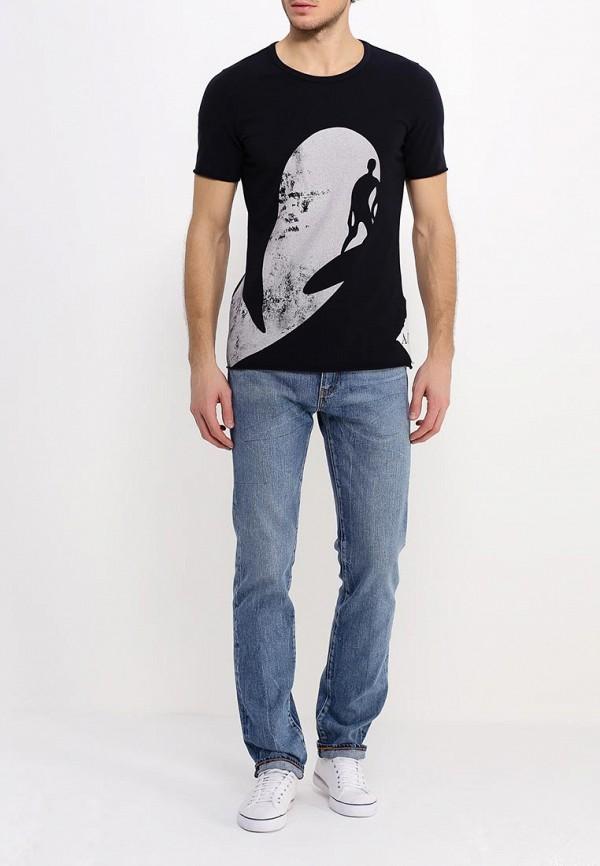 Футболка с коротким рукавом Armani Jeans (Армани Джинс) с6h55 HG: изображение 3