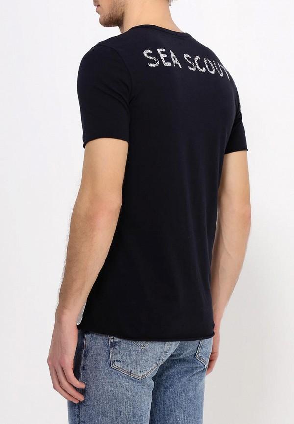 Футболка с коротким рукавом Armani Jeans (Армани Джинс) с6h55 HG: изображение 5