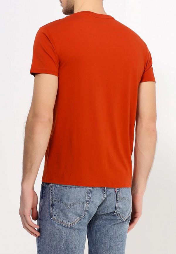 Футболка с надписями Armani Jeans (Армани Джинс) с6h72 FF: изображение 5