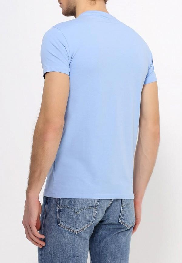 Футболка с надписями Armani Jeans (Армани Джинс) с6h14 DA: изображение 5