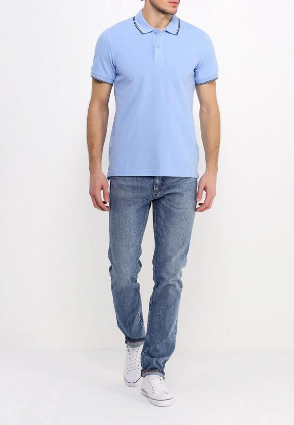 Мужские поло Armani Jeans (Армани Джинс) 06m2b BT: изображение 3
