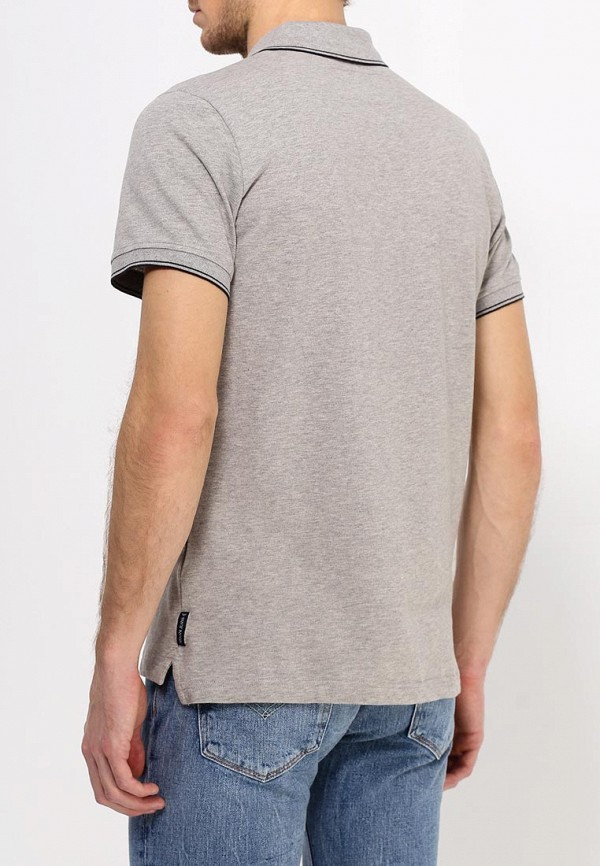 Мужские поло Armani Jeans (Армани Джинс) 06m2b BT: изображение 5