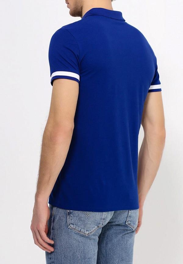 Мужские поло Armani Jeans (Армани Джинс) с6m97 QK: изображение 5