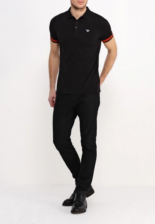 Мужские поло Armani Jeans (Армани Джинс) с6m97 QK: изображение 3