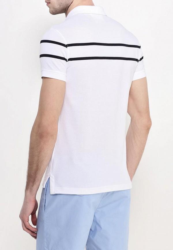 Мужские поло Armani Jeans (Армани Джинс) с6m21 GR: изображение 5