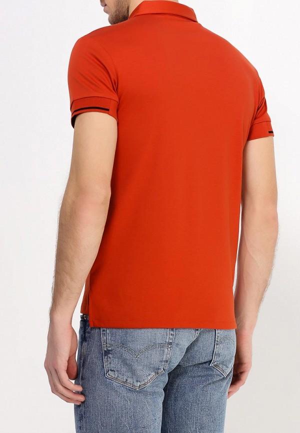 Мужские поло Armani Jeans (Армани Джинс) с6m05 BR: изображение 5